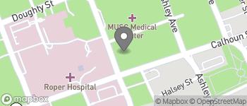 Map of 86 Jonathan Lucas St in Charleston
