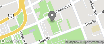 Map of 135 Cannon Street in Charleston