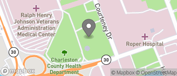 Map of 10 McClennan Banks Dr in Charleston