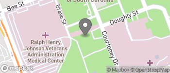 Map of 25 Courtenay Dr in Charleston