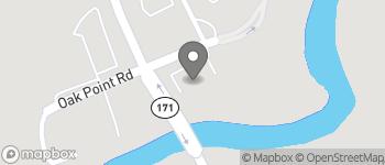 Map of 650 Ellis Oak Drive in Charleston