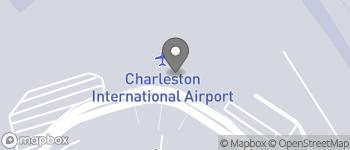 Map of 5500 International Blvd in Charleston