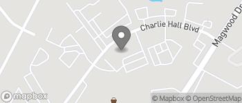 Map of 2075 Charlie Hall Blvd in Charleston