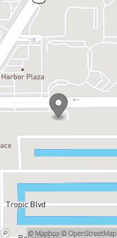 Map of 430 East Linton Blvd in Delray Beach
