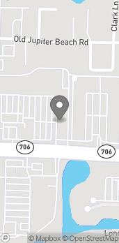 Map of 75 E Indiantown Rd in Jupiter
