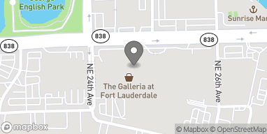 Map of 2414 East Sunrise Blvd in Fort Lauderdale