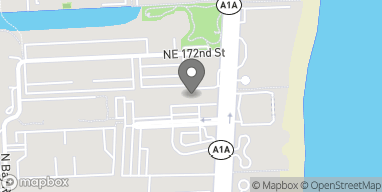 Map of 17100 Collins Ave in Sunny Isles Beach