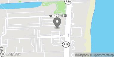 Mapa de 17100 Collins Ave en Sunny Isles Beach