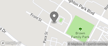Map of 5000 Front St in Summerville