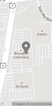 Map of 14661 Biscayne Blvd in North Miami Beach