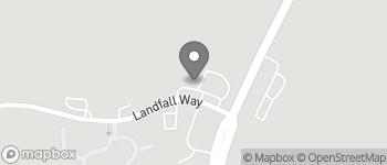 Map of 1003 Landfall Way in Johns Island