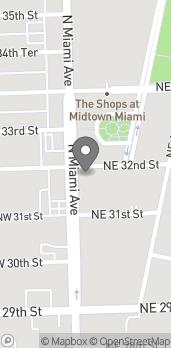 Mapa de 3101 N Miami Ave en Miami