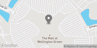 Mapa de 10300 W Forest Hill Blvd en Wellington
