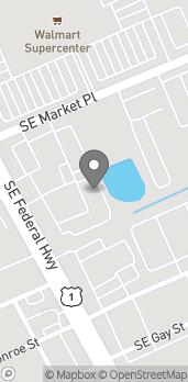 Mapa de 4255 SE Federal Hwy en Stuart