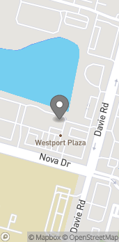 Mapa de 6501 Nova Drive en Davie