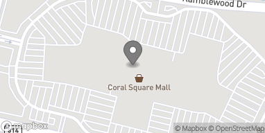 Map of 9439 West Atlantic Blvd in Coral Springs