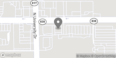 Mapa de 7900 W Sunrise Blvd en Plantation