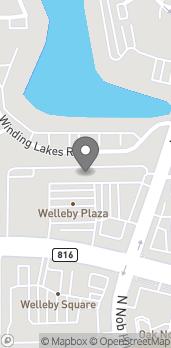 Map of 10119 W Oakland Park Blvd in Sunrise