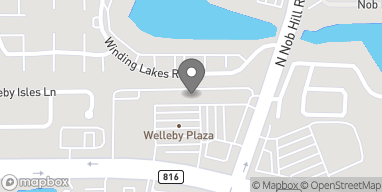 Map of 10119 W Oakland Park Blvd in Sunrise