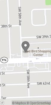 Mapa de 5781 SW 40th St en Miami