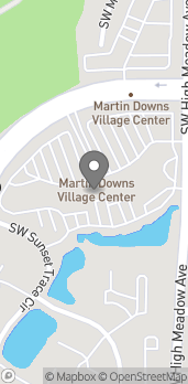 Mapa de 3108 SW Martin Downs Blvd en Palm City