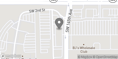 Map of 304 SW 145th Ave in Pembroke Pines