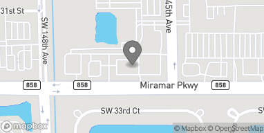 Map of 14623 Miramar Pkwy in Miramar