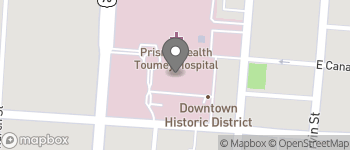 Map of 115 North Sumter St in Sumter