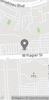 Mapa de 9231 W. Flagler Street en Miami