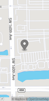 Map of 2965 Southwest 160th Avenue in Miramar