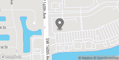 Mapa de 2965 Southwest 160th Avenue en Miramar