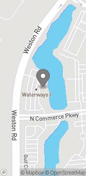 Mapa de 2242 Weston Road en Weston