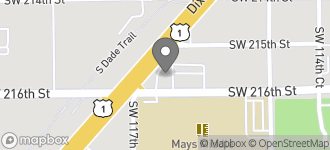 Map of 21595 S Dixie Hwy. in Goulds