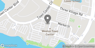 Map of 1736 Main Street in Weston