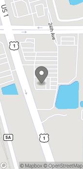 Mapa de 5210 US Hwy 1 en Vero Beach