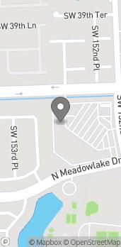 Mapa de 4238 SW 152nd Ave en Miami