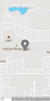 Map of 6200 20th Street in Vero Beach