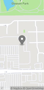 Map of 226 E Eau Gallie Blvd in Indian Harbour Beach