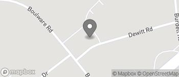 Map of 710 Dewitt Drive in Lugoff