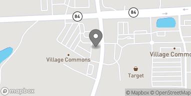 Map of 5924 Monroe Weddington Rd in Wesley Chapel