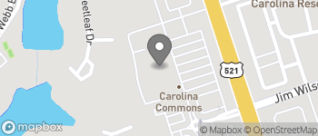 Map of 6277 Carolina Commons Parkway in Indian Land