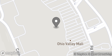 Map of 67800 Mall Ring Rd in St.Clairsville