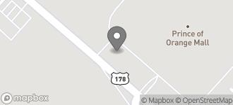 Map of 2396 Chestnut St in Orangeburg