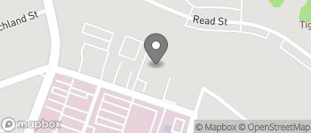 Map of 2739 Laurel St in Columbia