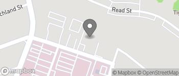 Map of 2739 Laurel Street in Columbia