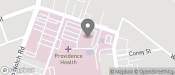 Map of 2750 Laurel Street in Columbia