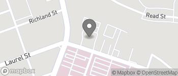 Map of 2601 Laurel Street in Columbia