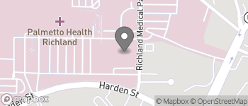 Map of 5 Richland Medical Park Dr in Columbia