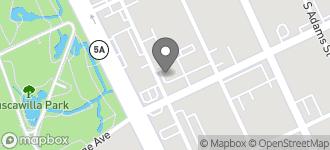 Map of 988-A E. Orange Avenue in Daytona Beach