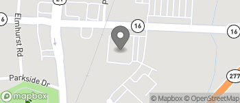 Map of 121 Park Central Dr in Columbia